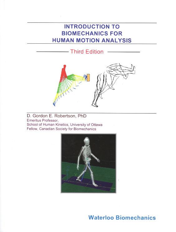 Biomechanical analysis of human movement waterloo biomechanics affordable biomechanics textbooks fandeluxe Gallery